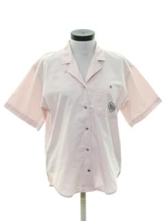 1980's Womens Sport Shirt