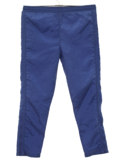 1990's Mens 90s Baggy Track Pants