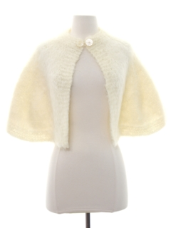 1960's Womens Accessories - Capelet