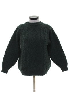 1990's Womens Wool Sweater