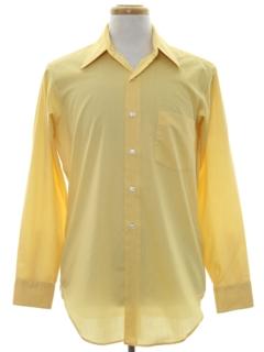 1960's MensMod  Shirt