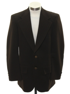 1970's Mens or Boys Disco Blazer Sport Coat Jacket