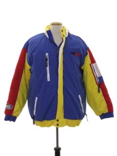 1990's Mens Racking Style Ski Jacket