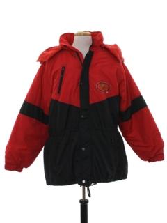 1990's Mens Sports Ski Jacket