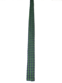 1950's Mens Square Bottom Necktie
