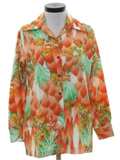 335d73ec Women's 1970's Hawaiian Shirts at RustyZipper.Com Vintage Clothing