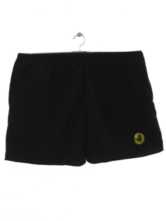 1980's Mens Wicked 90s Sport Shorts