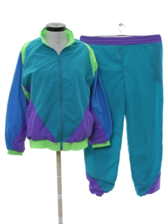 1990's Womens Wicked 90s Matching Track Suit