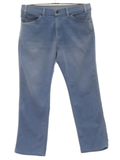 1980's Mens Jeans-cut Pants
