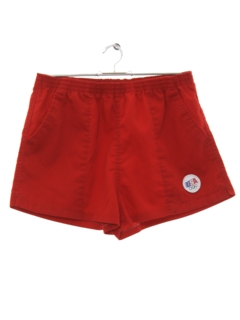 1980's Womens Olympic Tennis Shorts