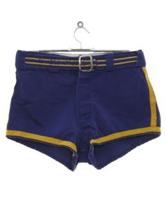 1940's Mens Sport Shorts