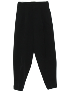 1940's Mens Zoot Suit Style Pleated Pants
