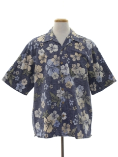 2cb0782e Mens Vintage 90s Hawaiian Shirts at RustyZipper.Com Vintage Clothing