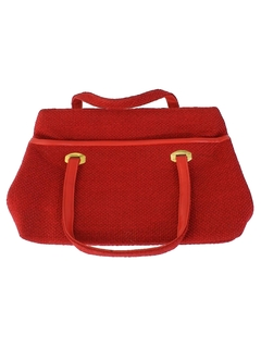 1960's Womens Accessories - Mod Purse