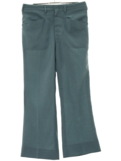1950's Mens Flared Mod Slacks Pants
