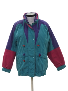 1990's Womens Wicked 90s Ski Jacket