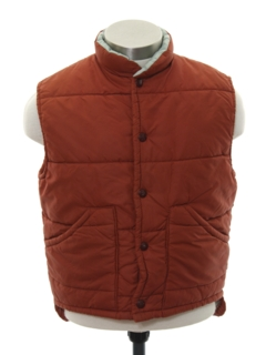 1980's Mens/Boys Ski Vest Jacket