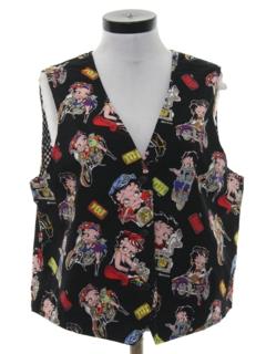 1990's Womens Vest