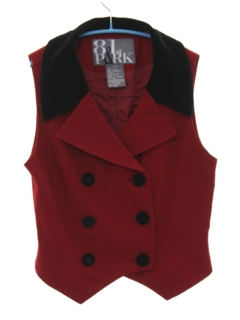 1990's Womens/Girls Wicked 90s Shirt Vest