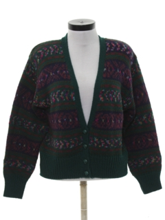1990's Womens Wicked 90s Cardigan Sweater
