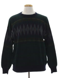1980's Mens Totally 80s Cosby Sweater