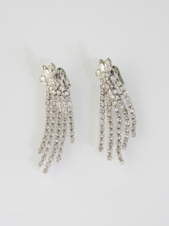 1950's Womens Accessories - Jewelry Clip On Earrings