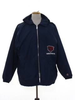 1980's Mens Wind Breaker Jacket