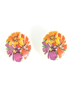 1970's Womens Accessories - Jewelry Earrings
