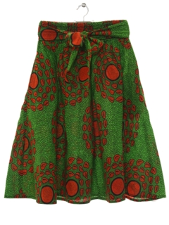 1990's Womens Hippie Skirt