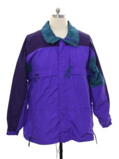 1990's Mens Ski Jacket Windbreaker