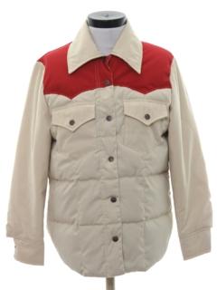 1970's Womens Western Style Ski Jacket