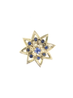 1960's Womens Accessories - Brooch Pin