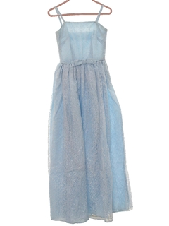1960's Womens or Girls Prom or Cocktail Dress