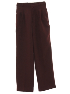 1980's Womens Pleated Pants