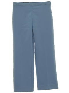 1980's Womens Levis Polyester Pants