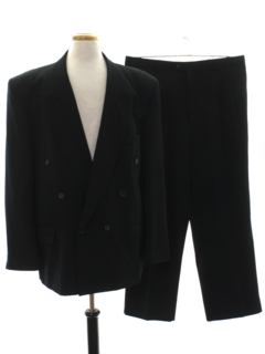 1980's Mens Swing Style Totally 80s Suit