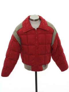 1980's Mens or Boys Ski Jacket