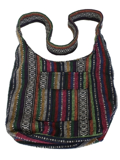 1990's Womens Accessories --Hippie Purse