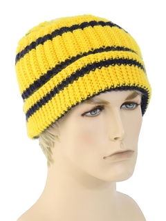 1990's Unisex Accessories - Knit Hat