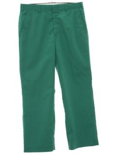 1980's Mens Golf Pants