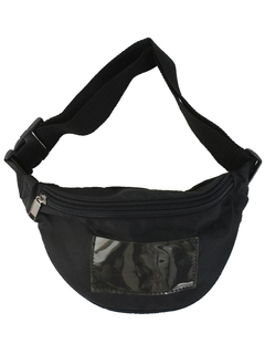 1990's Unisex Accessories -Fanny Pack