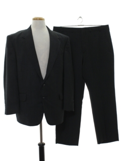 1980's Mens Matching Two Piece Suit