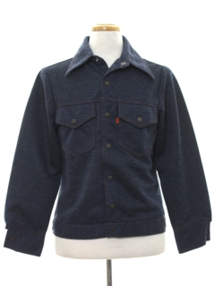 1970's Mens Denim Style Jacket