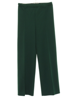 1970's Womens Knit Pants