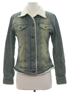 1990's Womens/Girls Denim Jacket