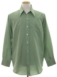 1970's Mens Mod Shirt