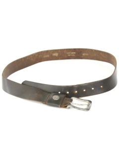 1990's Mens Accessories - Leather Belt