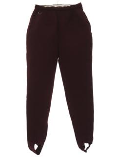 1950's Womens Ski Pants