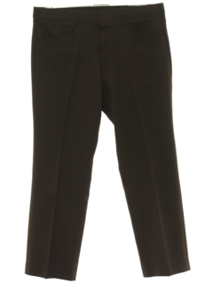 1970's Mens Leisure Style Disco Pants