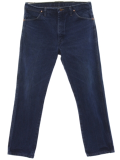 1990's Mens Tapered Leg Denim Jeans Pants